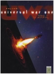 La_Genese_Universal_War_One_tome_1