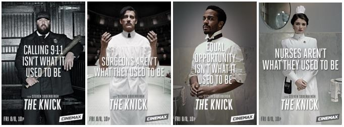 The Knick promo
